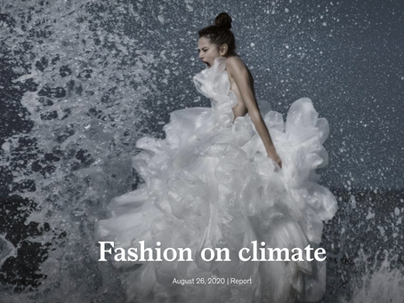 Fashion has a long way to go: McKinsey report