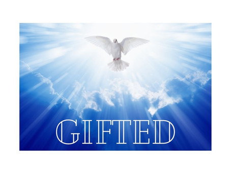 Gifted - By Pastor Thomas Engel