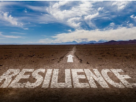 Resilience - By Pastor Thomas Engel
