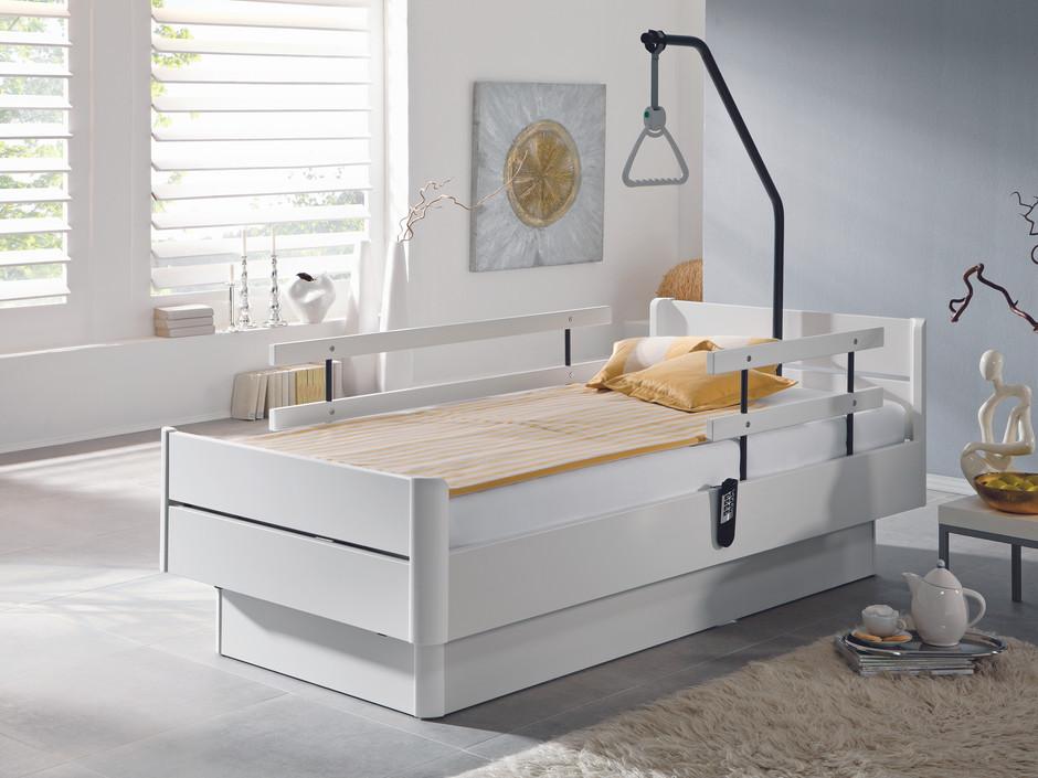 4 Komfortbett Bern Classic mit Aufstehhi