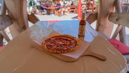 Zum Klemo Pizza