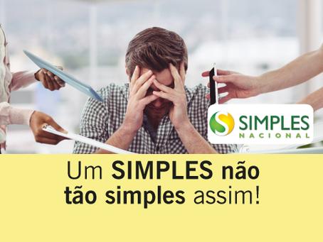 Um SIMPLES não tão simples assim!
