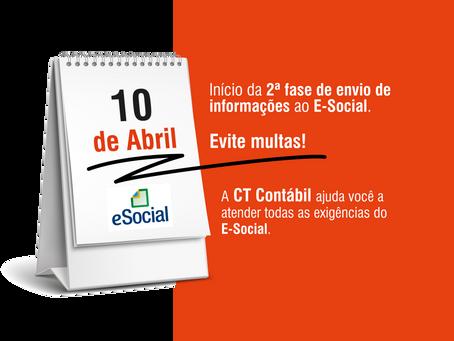 E-Social - 10 de abril