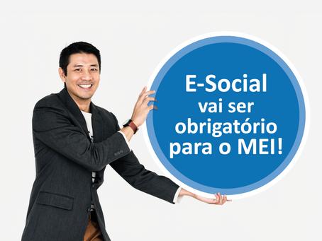 E-Social vai ser obrigatório para o MEI!