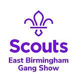 East Birmingham Gang Show Scout Logo