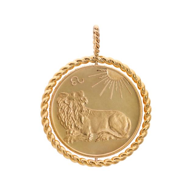Medaillon Lion & Freedom
