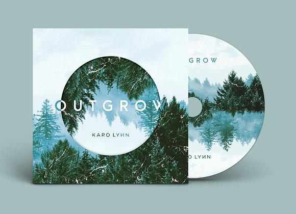 """""""Outgrow"""" (2020) Album, CD"""