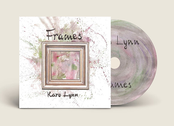 """""""Frames"""" (2016) Album, CD"""