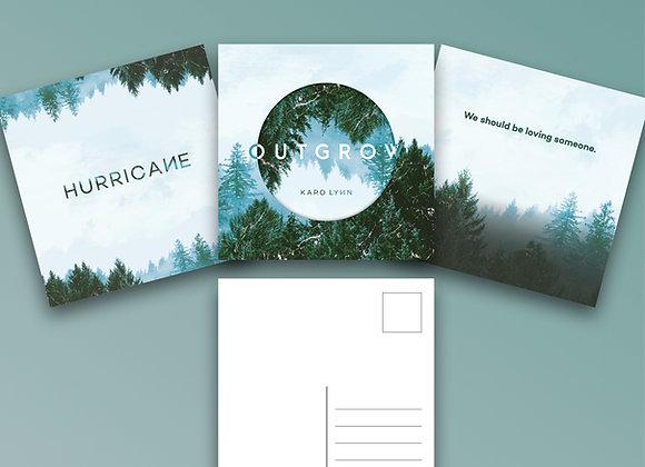Postcard Set (square)