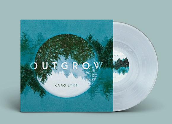 """Outgrow"" (2020) Album, Clear Vinyl"