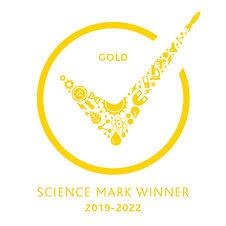 Science Mark Winners logo_100x100mm_Gold