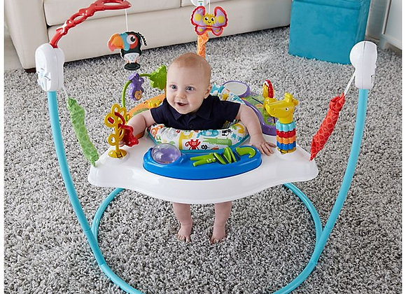 Jumperoo Animal Activity - Fisher Price.