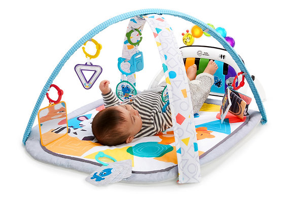 Ginásio de atividades Kickin Tunes - Baby Einstein