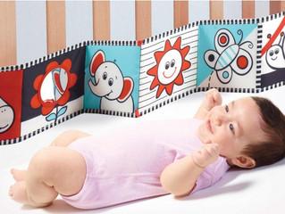 O desenvolvimento do bebê no segundo mês