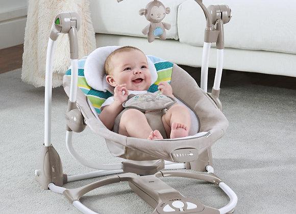Cadeira de balanço ConvertMe - Ingenuity.