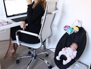 8 dicas para mães e pais que fazem home office.