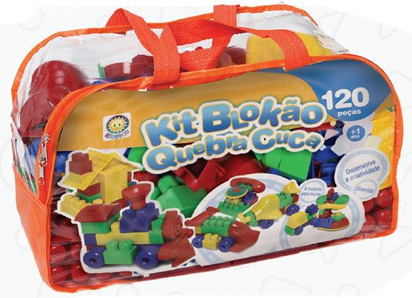 Sacolão Quebra Cuca - World Toys
