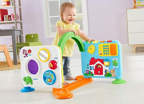 Centro de aprendizado Laugh & Learn - Fisher Price.