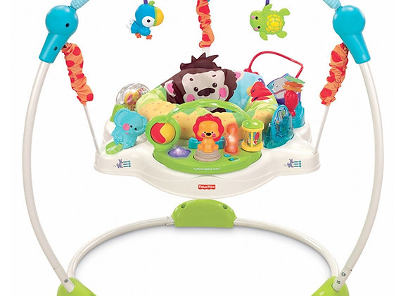 Jumperoo Meus Bichinhos - Fisher Price.