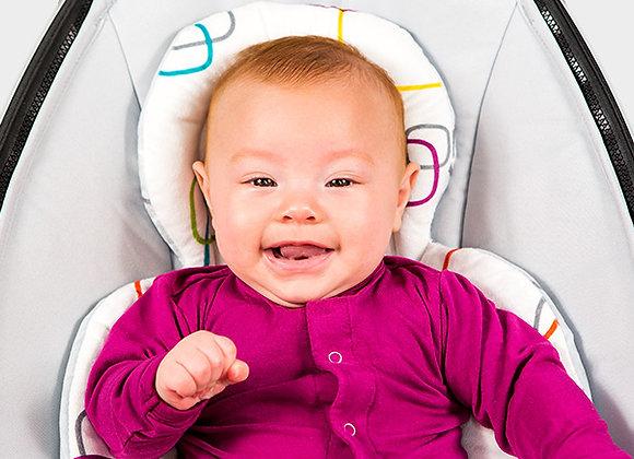 Acessório reversível para recém-nascido - Cadeira Mamaroo - 4Moms.