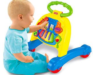 Guia de brinquedos e brincadeiras por idade - Sétimo mês.