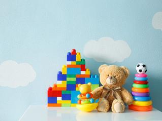 Como higienizar corretamente os brinquedos?