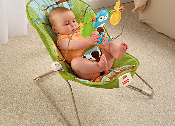 Cadeira de descanso Diversão no Bosque - Fisher Price
