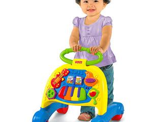 Andador é bom para o desenvolvimento do meu filho?