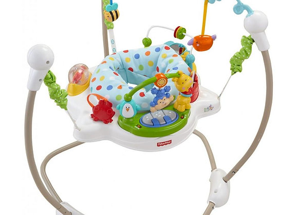 Jumperoo Zôo Party - Fisher Price.