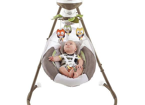 Cadeira de balanço Corujas - Fisher Price.