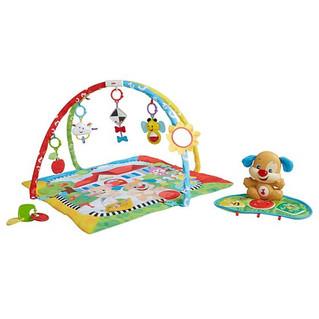 Guia de brinquedos e brincadeiras por idade - Quinto mês de vida.