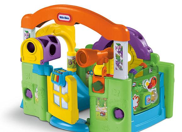 Jardim de atividades do bebê -Little Tikes.