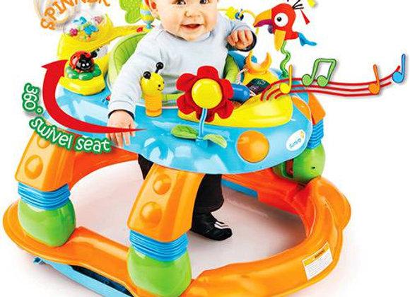 Centro de Atividades Melody Gardem - Safety.