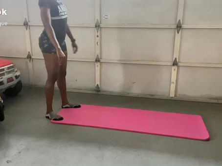 HIIT WORKOUT 🏋🏾♀️