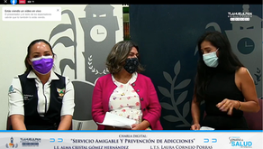 Primera Semana Municipal de Salud Integral de los Adolesentes