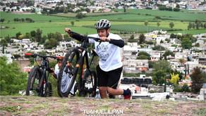 """Primer Rodada Ciclista 2021 denominada """"SOMOS BICI-BLES""""."""