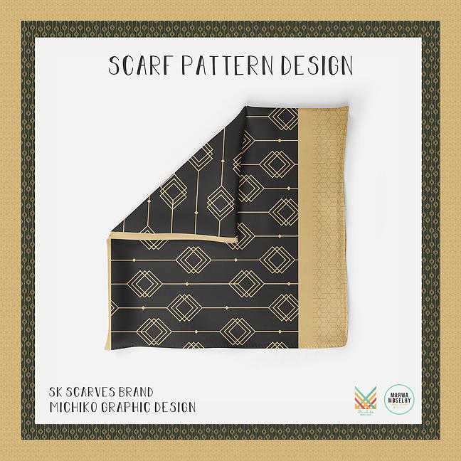 Scarves Designs With SK Scarves Brand