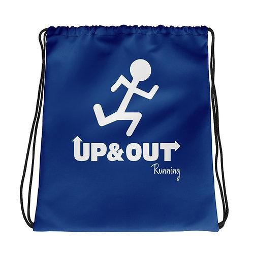 UP&OUT RUNNING Drawstring Bag