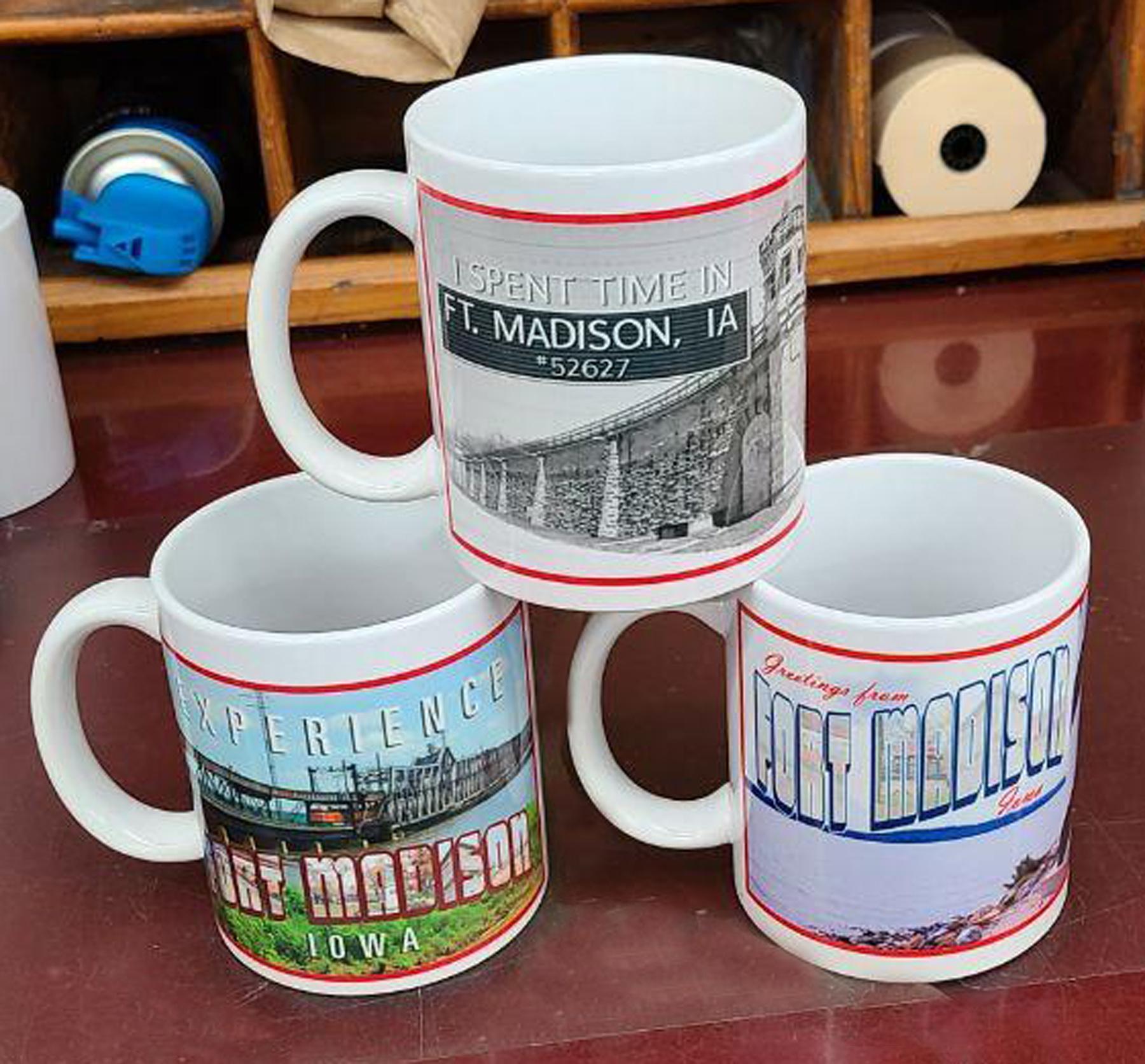 Fort Madison Coffee Mugs