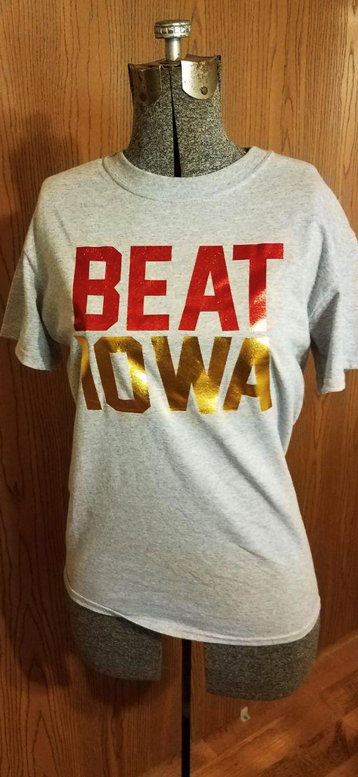 Beat Iowa