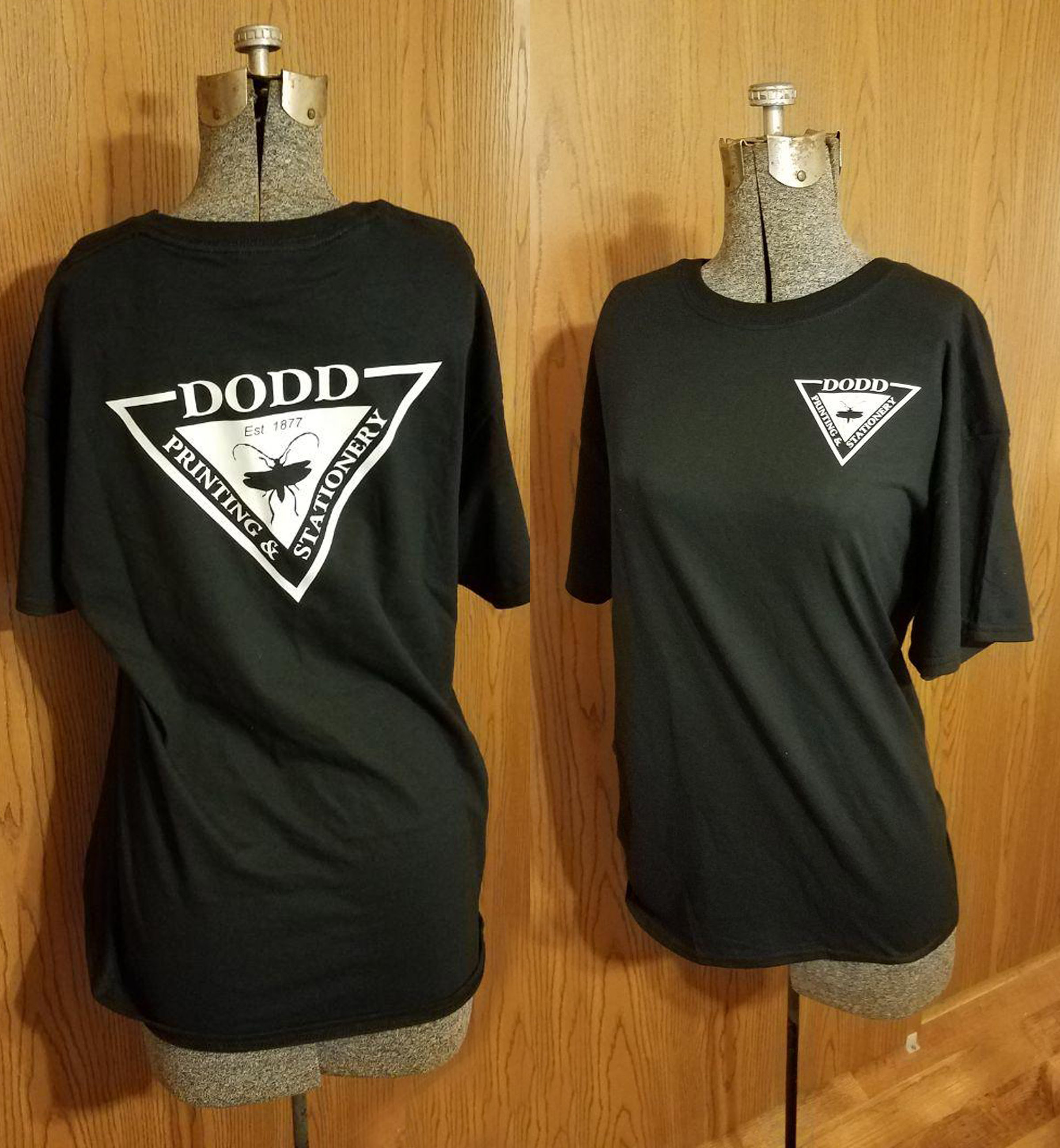 Dodd Black 2 Sided