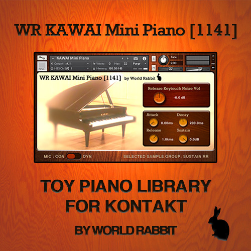 WR KAWAI Mini Piano