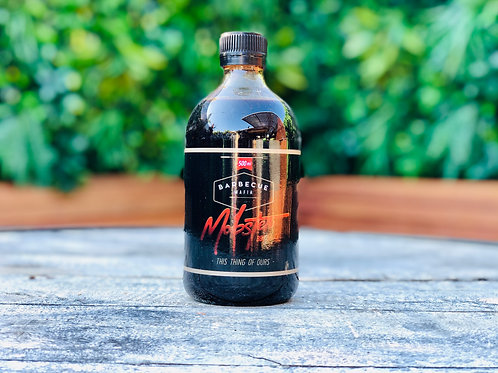 Mobster BBQ Sauce by Barbecue Mafia