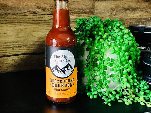 Boozehound Bourbon BBQ Sauce by The Alpine Sauce Co.