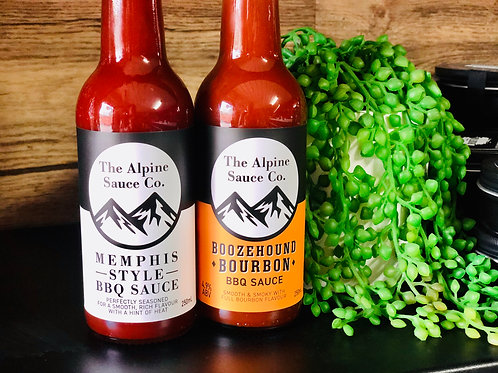 Sauce Duo by The Alpine Sauce Co.