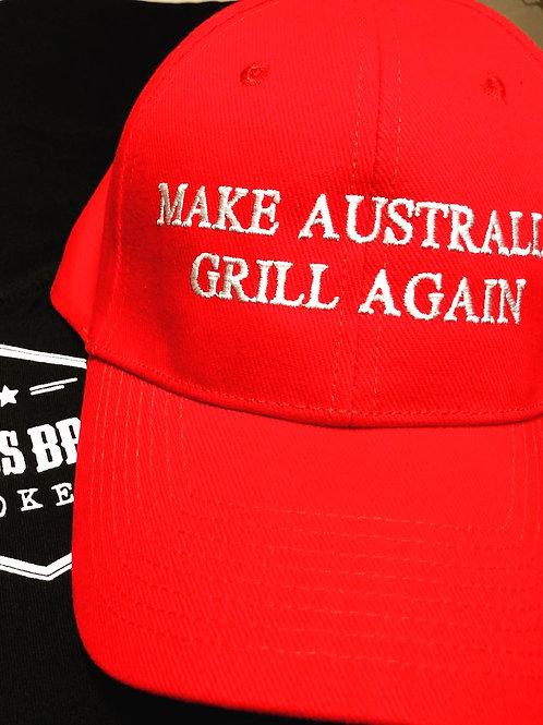 Make Australia Grill Again Hat