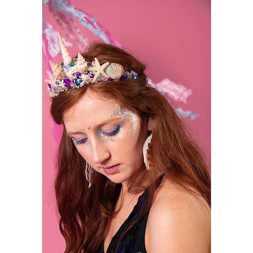 Under the sea princess crown