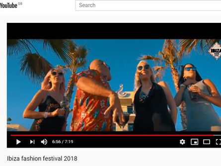 Ibiza Fashion Festival - June 2018      Neon Panda Accessories Boutique