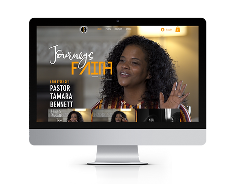 The Story of Pastor Tamara Bennett - Digital MP4 (Includes Bonus Features)