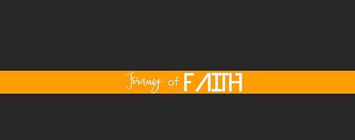 Journey of Faith Wristband